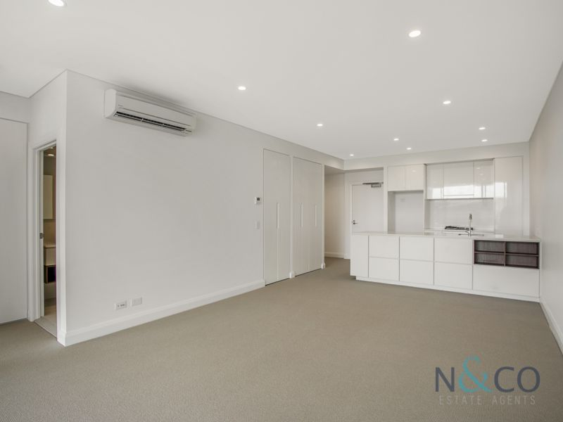 Brand New Contemporary Living in Newly Finished Building