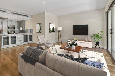 Executive Three Bedroom Apartment