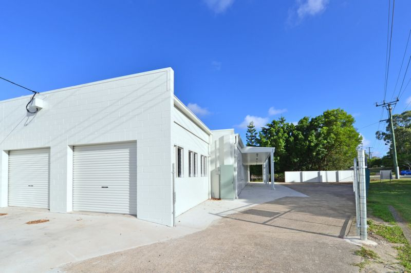 High Profile Industrial Space