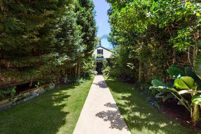 Secret Garden Paradise, Idyllic Family Home On Deep Dual Access Approx 360sqm Block.