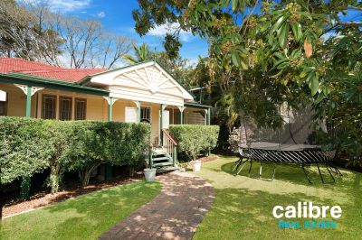 Charming character home in the heart of Ashgrove!