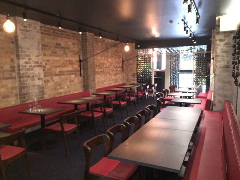 License Bar/Restaurant with PSA