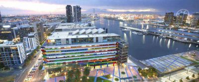 Victoria Point, FULLY FURNISHED 28th floor - Sensational Docklands Location With Harbour Views! L/B