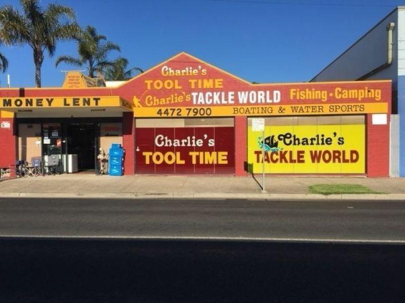 Charlie's Tackle World - Batemans Bay