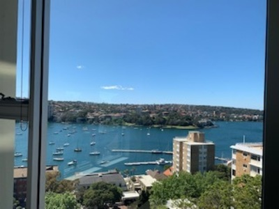 Two Bedroom apartment with an incredible Harbour view