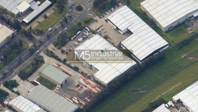 1,550 sqm B-Double Friendly Site