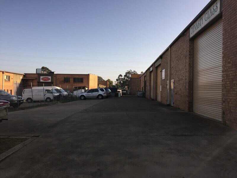 Factory Unit For Sale-UNDER OFFER