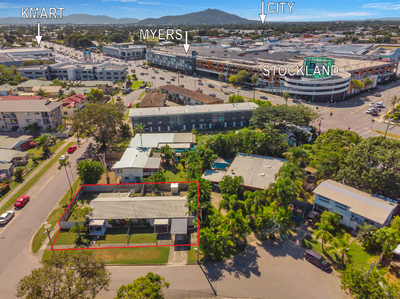 Townsville's Premiere Investment Location.