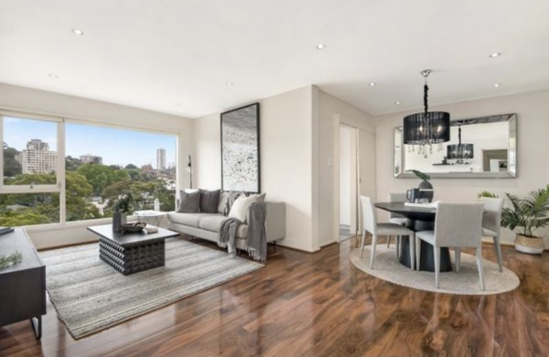 Spectacular, Sun Drenched Apartment in the Heart of Double Bay