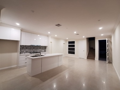 Brand new 3 bedrooms townhouse