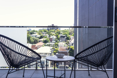 Your home in Melbourne - Furnished