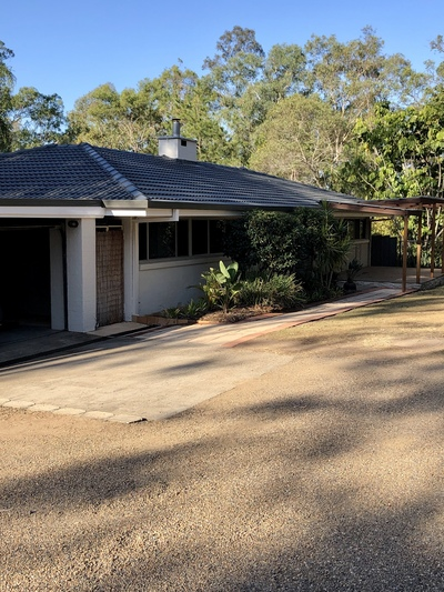 House with separate granny flat/games room