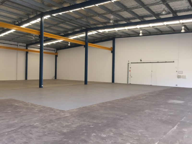 STANDOUT CORPORATE INDUSTRIAL FACILITY