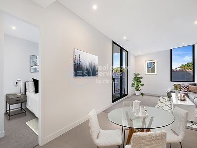 Bright, Sunny and Brand New 1-Bedroom Apartment in Marrickville!