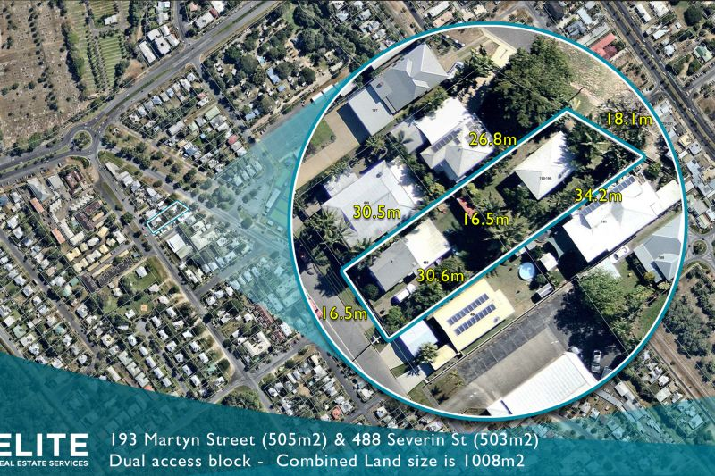 LAND BANK THIS DEVELOPMENT OPPORTUNITY