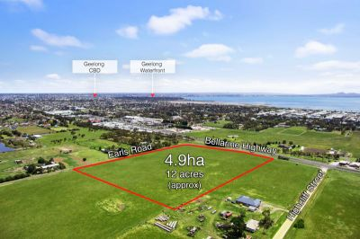 Land of Opportunity on City Fringe - 4.91 ha (12 acres) approx.