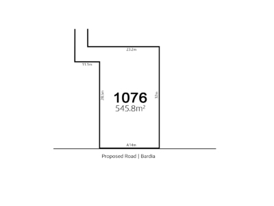 Bardia, Lot 1076 Proposed Road | Bardia