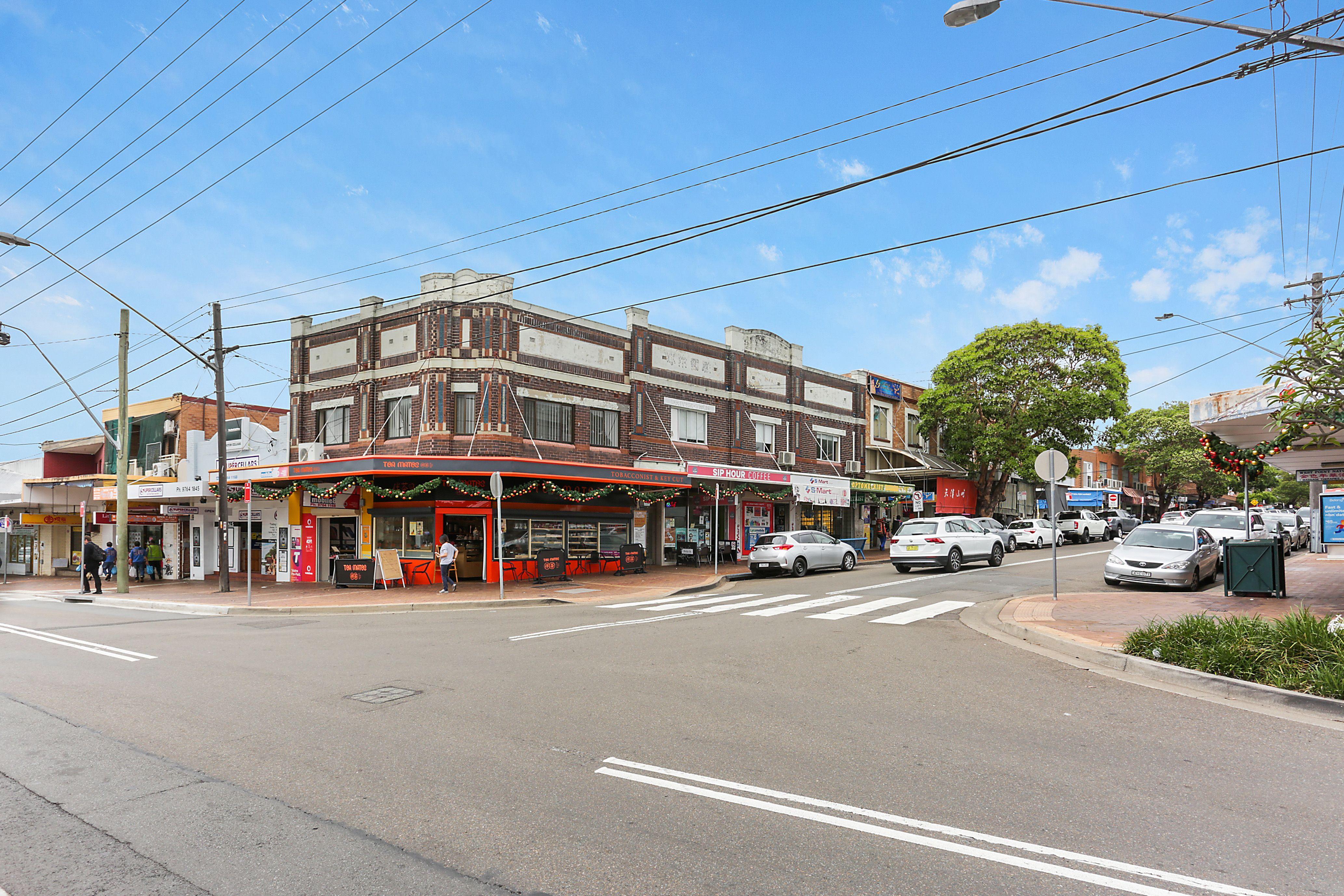 2/19-27 Eastbourne Road, Homebush West NSW 2140