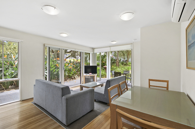 HIGHLY SOUGHT TWO BEDROOM GROUND FLOOR MANTRA APARTMENT