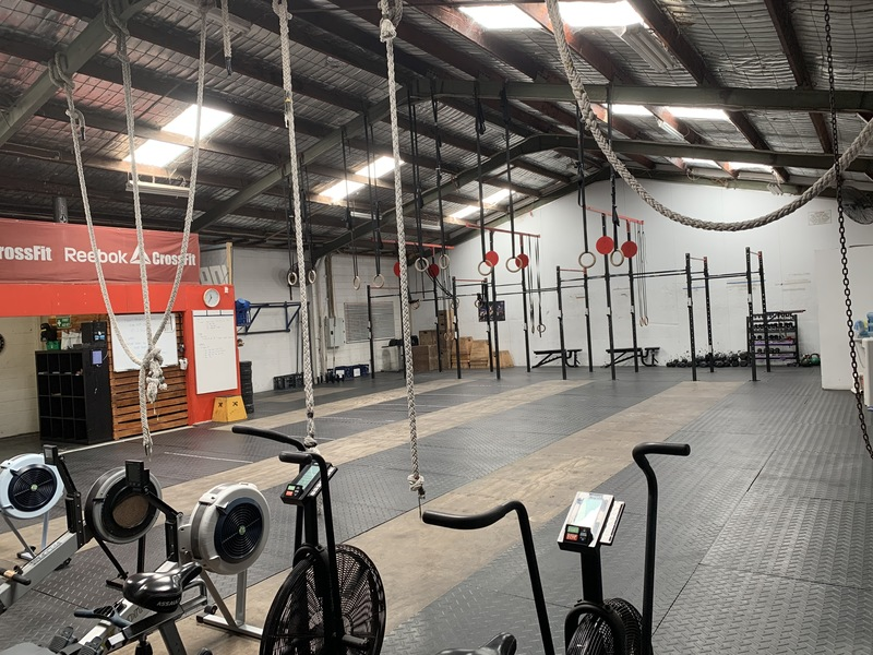 DA Approved and Operating Gym space for lease.