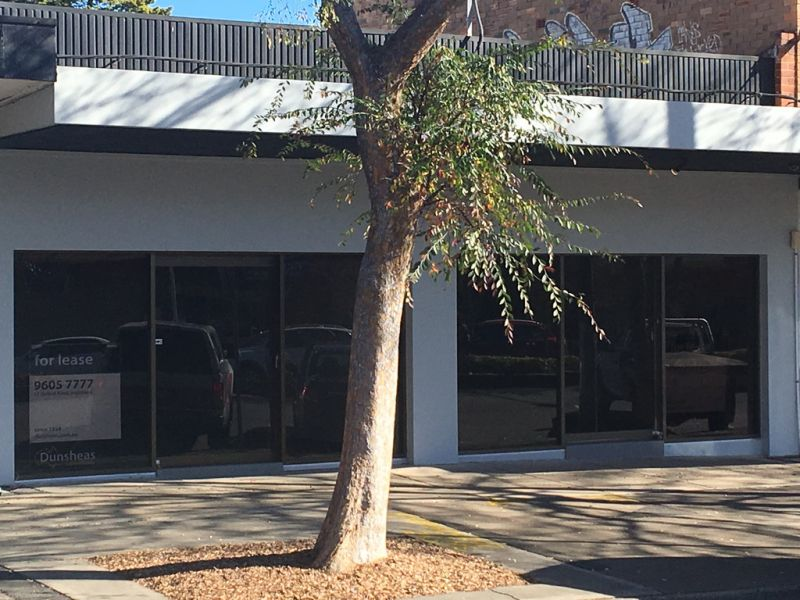 Fully Renovated shop ready to move in