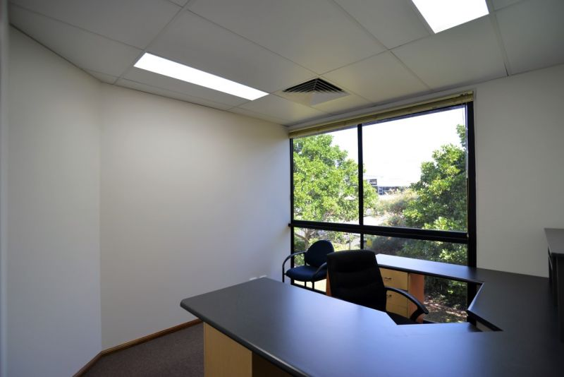 UNITS 5-7  First Floor Office Suite