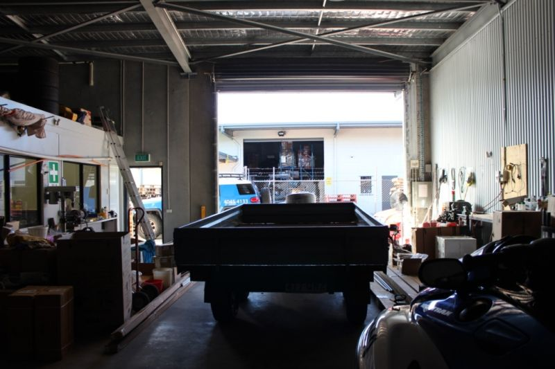 Warehouse For Lease - Great Exposure To Bruce Highway