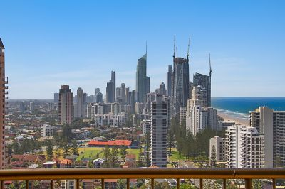 Incredible Views... Popular Beach Haven Resort Broadbeach