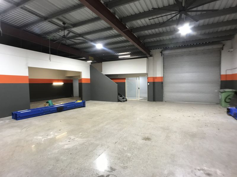 Extremely Neat And Tidy Warehouse