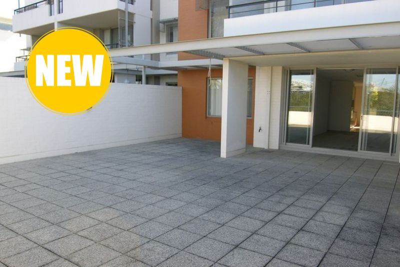 Spacious Ground Level Apartment with Large Entertaining Terrace