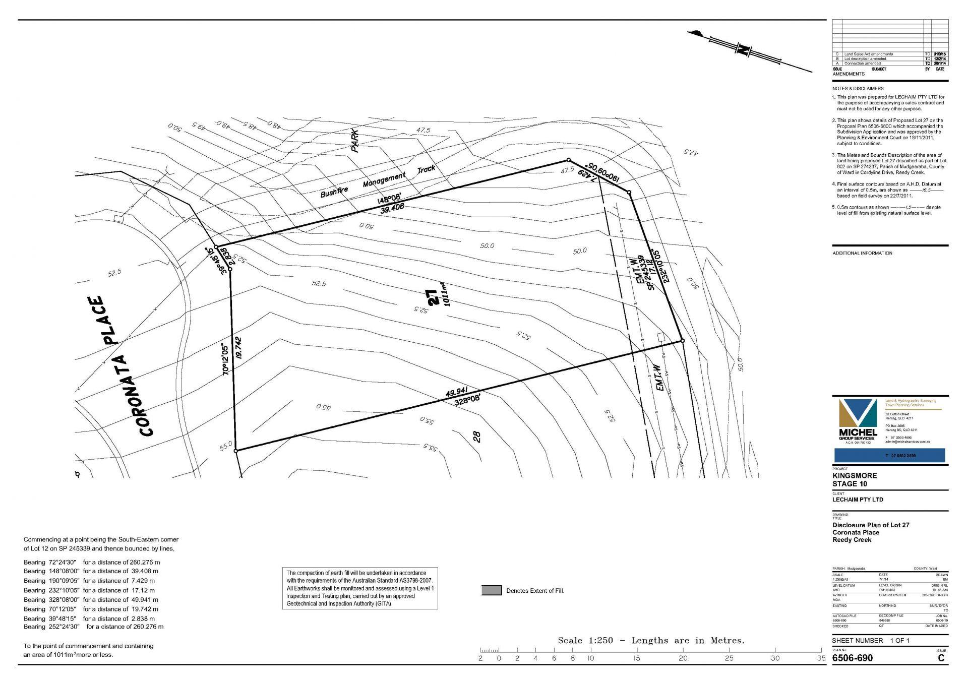 REEDY CREEK, QLD 4227