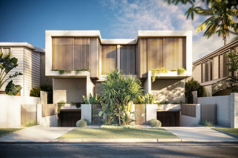 Coveted and Contemporary - Brand New Beachside Living