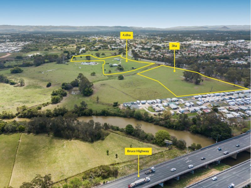 Opportunity for Rural Based Business Activities on 7.6ha* site