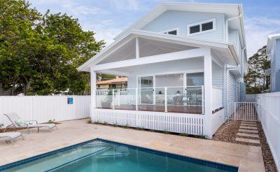Brand New Hamptons Inspired Home