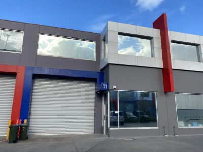 Unit 11, 15 Thackray Road, Port Melbourne