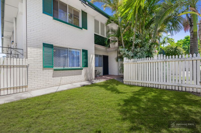 Rarely Available Ground Floor Unit with Private Garden!