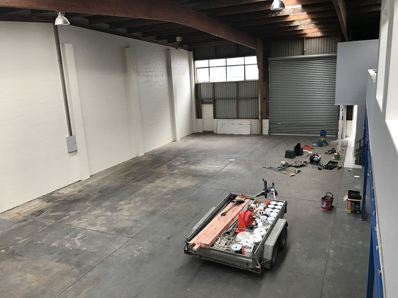Central East Tamaki warehouse - Available now