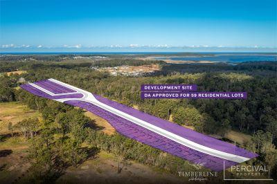 Entire Development Site - 'Timberline' Subdivision