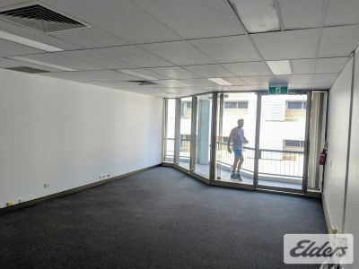 TIDY, ENTRY LEVEL OFFICE IN WEST END HUB.