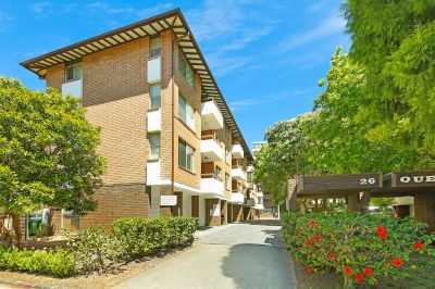 CONVENIENTLY LOCATED IN THE POPULAR BELMORE STREET, BURWOOD