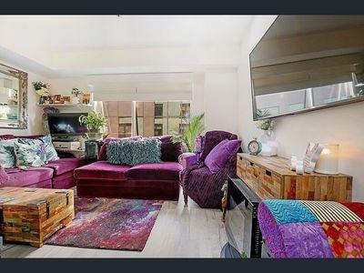 Trendy inner city apartment