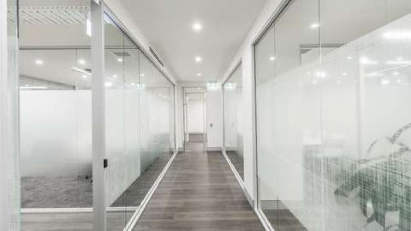Fitted Out Modern Light Filled Office - High Exposed Ceilings
