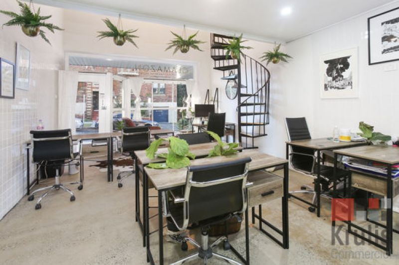 GROUND FLOOR RETAIL / COMMERCIAL SPACE WITH ABUNDANT NATURAL LIGHT