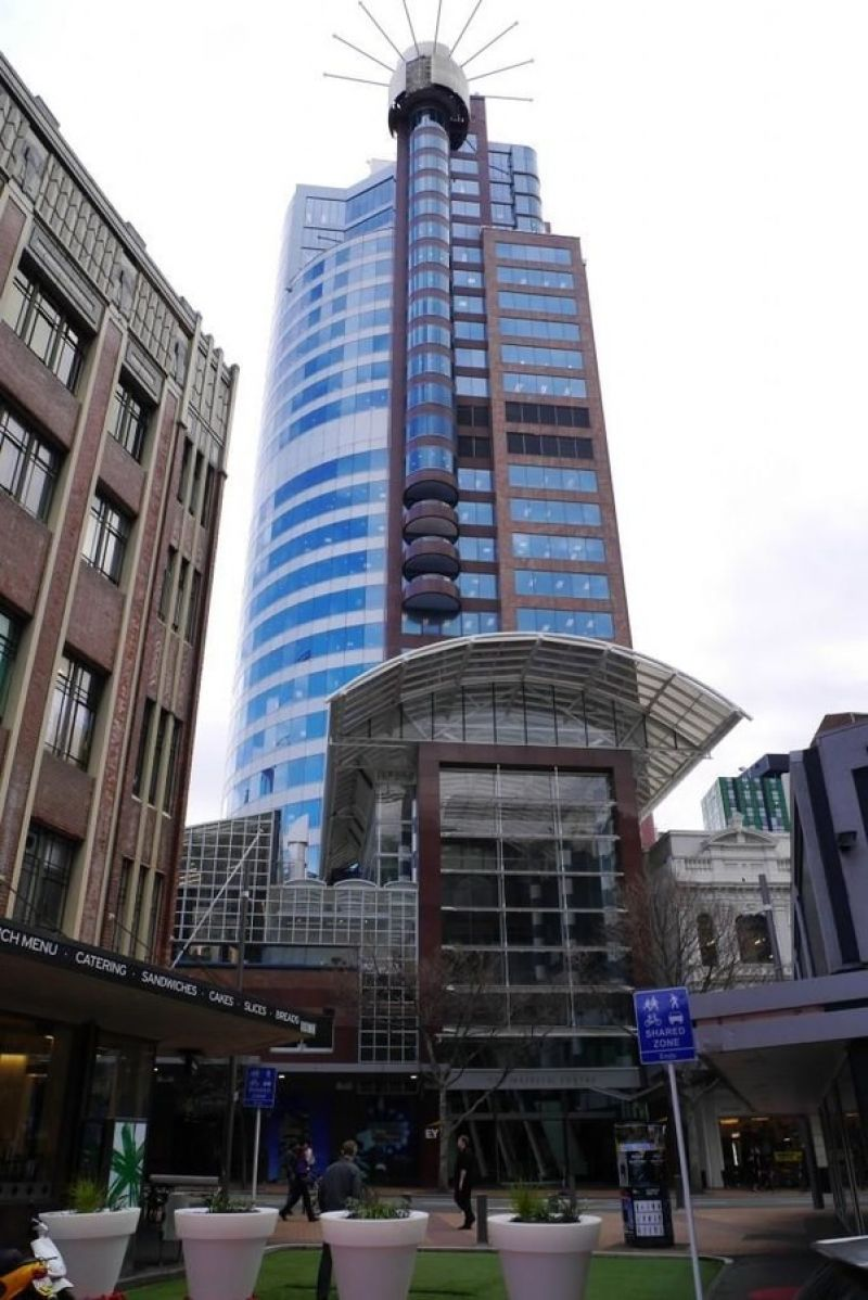 100 Willis Street, Wellington Central