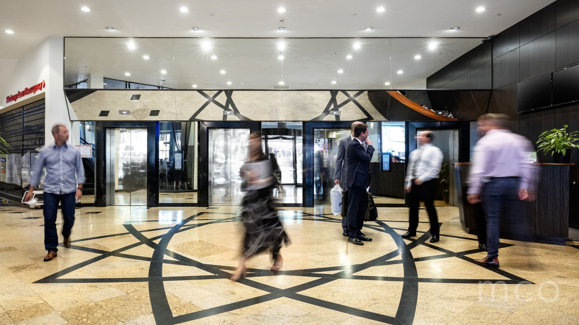 Find everything your business could need at Exchange Tower!