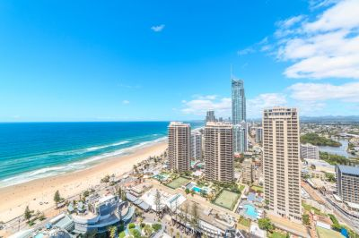 Luxury 2bed,2bath in Hilton Residences