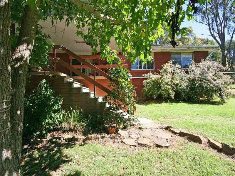 Very privately situated 4 bedroom brick veneer home with extremely large shed plus massive dam on 17 gorgeous acres