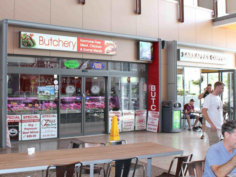 Easy T Butchery Robina Gold Coast For Sale