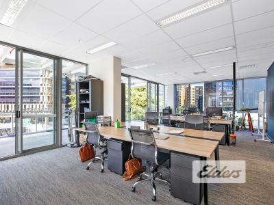INVEST OR OCCUPY | PREMIER OFFICE - KING ST PRECINCT!