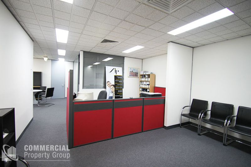 RARE OPPORTUNITY TO LEASE IN THE PREMIER COMMERCIAL BUILDING